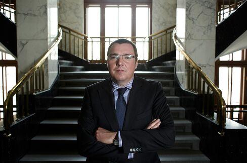 Czech Central Bank Governor Miroslav Singer