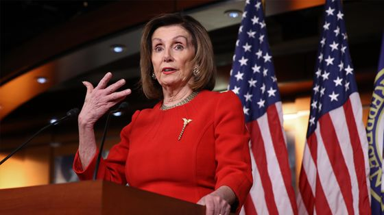 Pelosi Says House Will Review Bill to Delist Chinese Companies