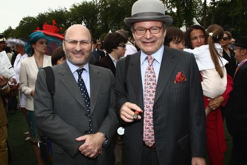 Chanel Owners Gerard and Alain Wertheimer