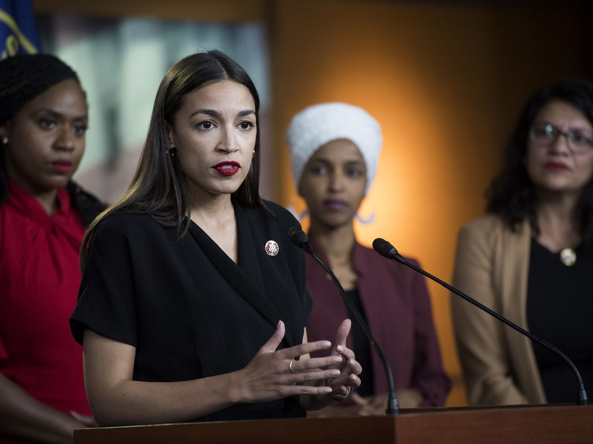 Swing District Democrats Offer Counter to Ocasio-Cortez's Squad
