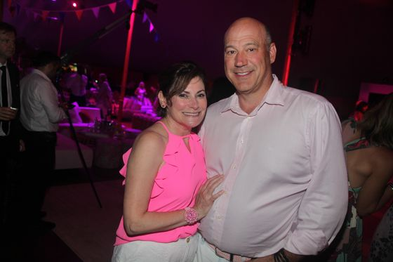 Gary Cohn Is Happy in the Hamptons, Golfing and Crypto Investing