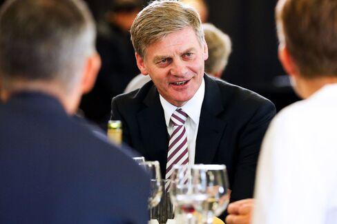 Bill English Delivers Pre-Budget Speech