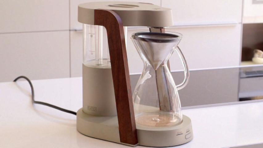 Pour Over Coffee Maker Tips : Review: Is a Gorgeous Pour-Over Coffee Maker Worth USD 500? - Bloomberg
