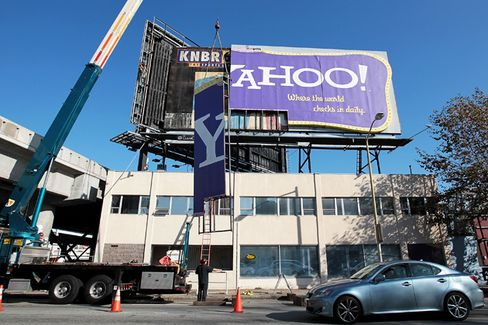 Can Yahoo! Hang On in the Ad Market?