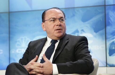 UBS AG Chairman Axel Weber