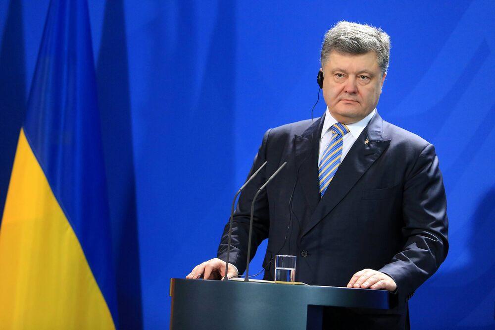 Ukrainas ex premiarminister i ratten