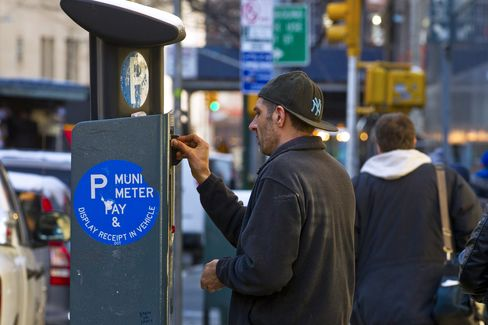 New York City Officials Look to Parking Assets