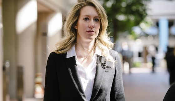 Elizabeth Holmes Emails With Boies Are Fair Game for Trial