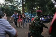 Nairobi Hotel Complex Attacked By Suspected Militants