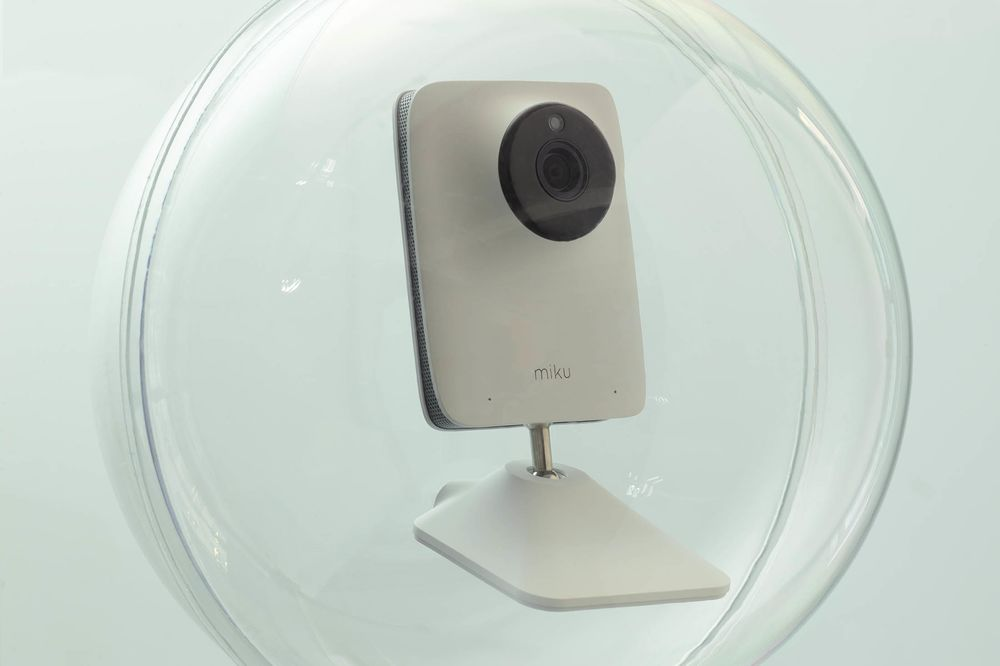 Miku Baby Monitor Review: AI Data on WiFi, Breathing, Camera, App