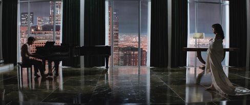 "Christian sets the mood with Chopin's ""Prelude in E-Minor."" The $268,999 Fazioli grand piano sets the bar."