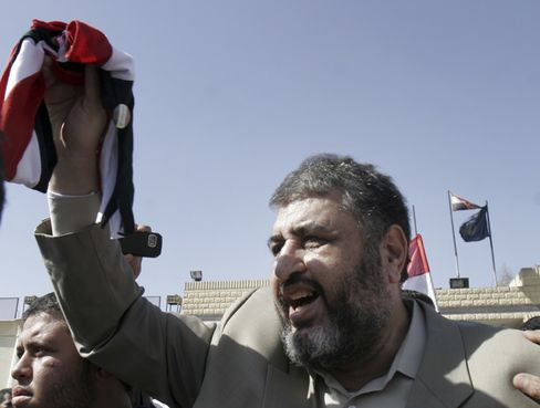 Muslim Brotherhood Deputy Supreme Guide Khairat El-shater