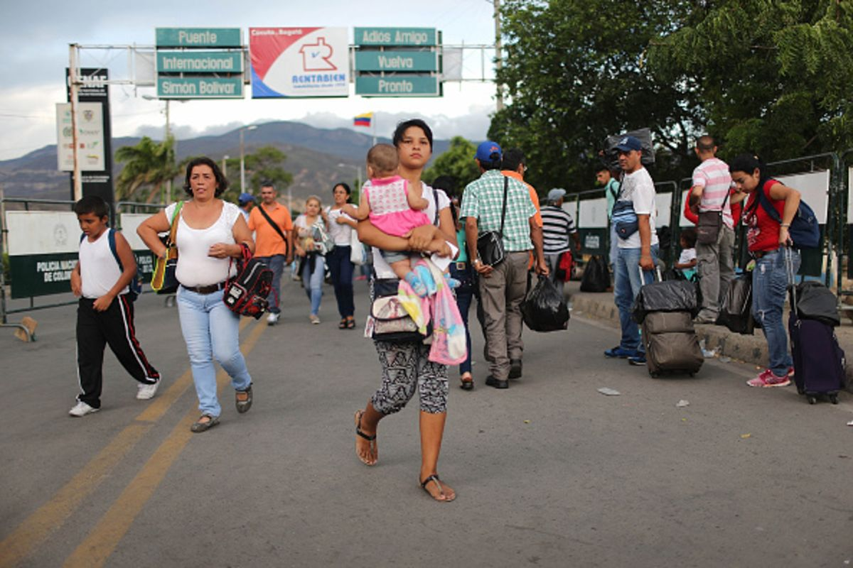 Venezuela Exports Its Crisis thumbnail