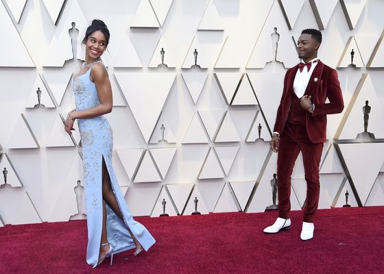 Fashion With a Dash of Politics at the Oscars