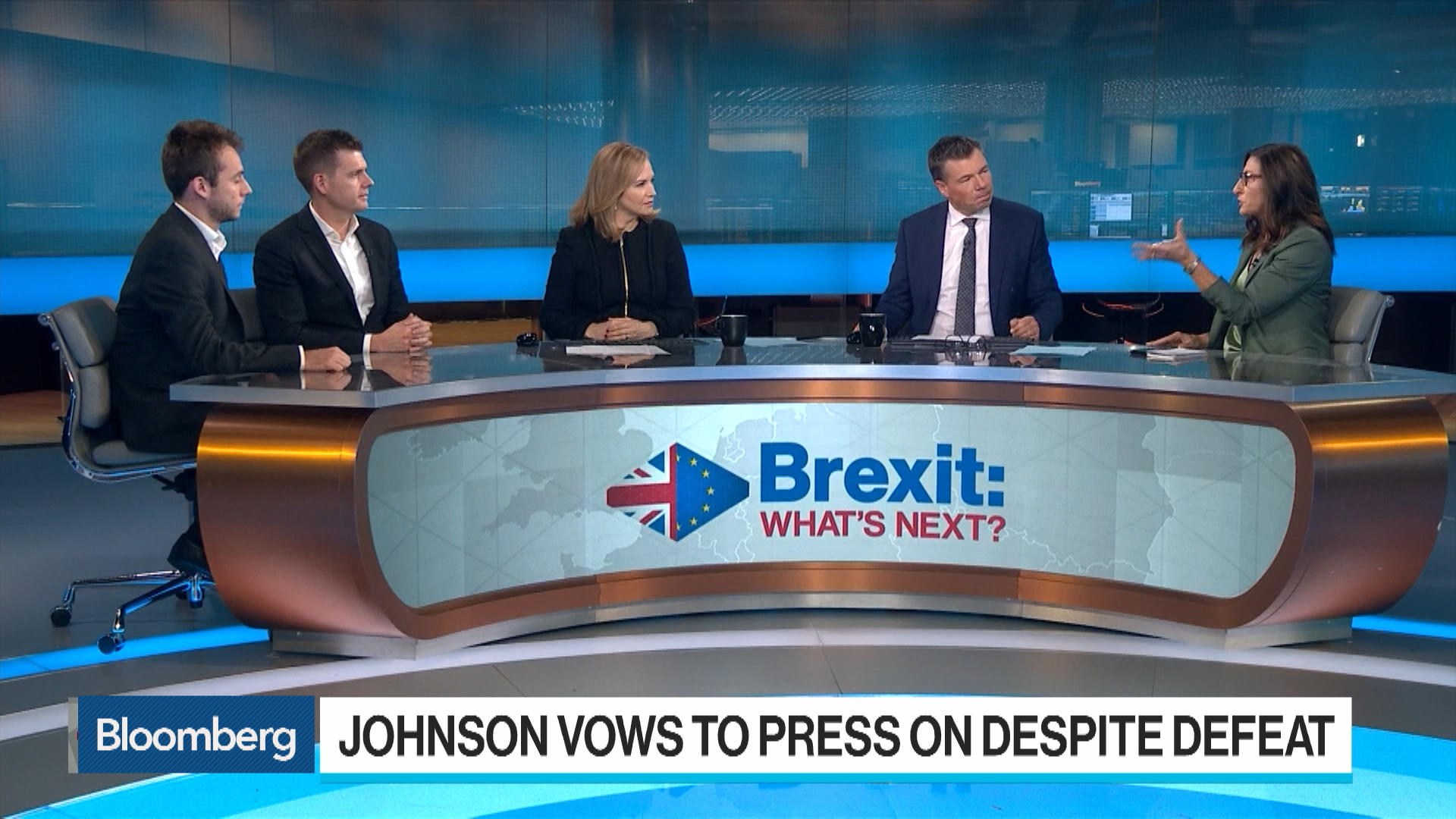 U.K. PM Boris Johnson's Brexit Deal: Does It Depend on a Confirmatory People's Vote?