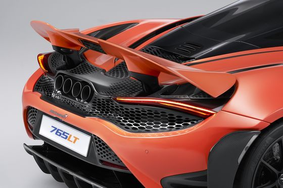 McLaren's New Supercar to Rival Fastest Ferrari and Lamborghini
