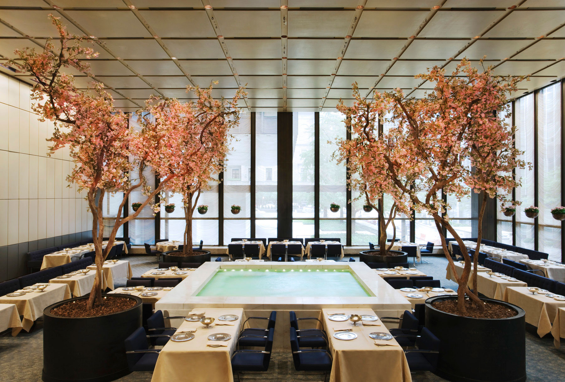 Nycs Four Seasons To Close July 16 Re Open Five Minutes Away
