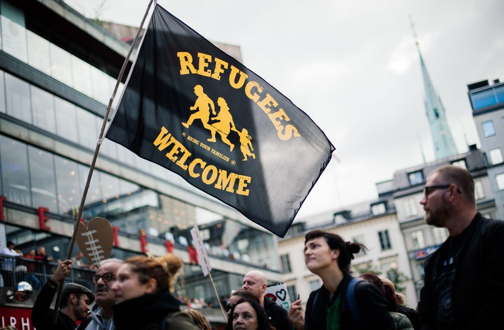 Large Swedish Study Casts Doubt On >> Sweden S Anti Immigration Wave Is Based On A Failure To Integrate