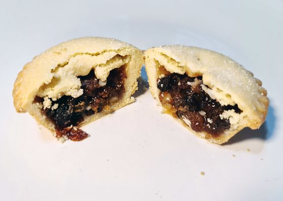 Top Chef Picks Best Mince Pie in U.K. (and It Contains Carrot)
