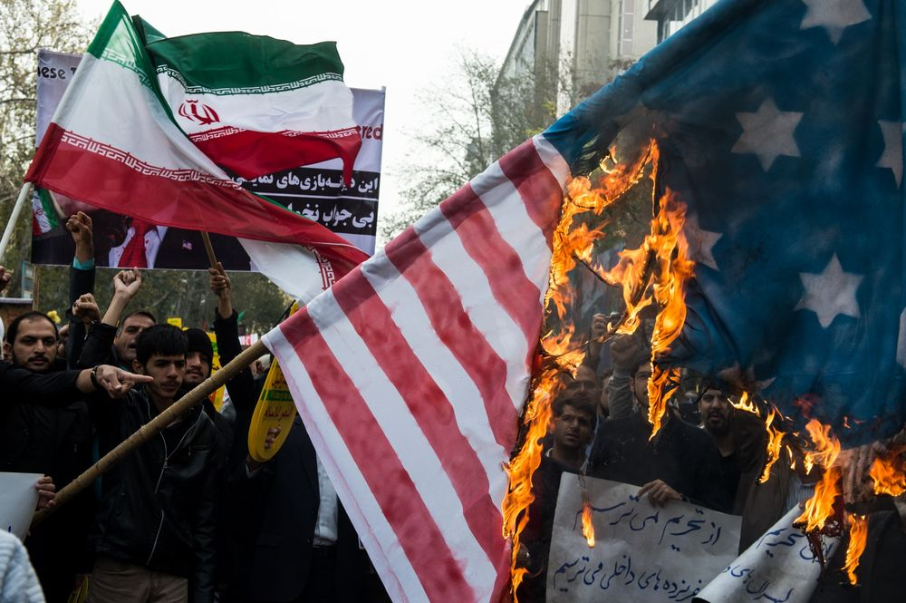 Why 'Maximum Pressure' on Iran Could Backfire