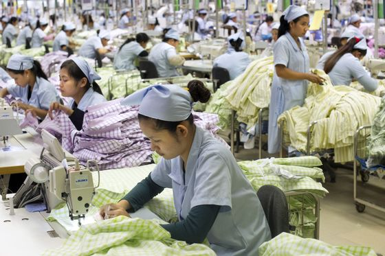 'Made in Cambodia' May Become New Fashion Label With Tariffs Hitting China