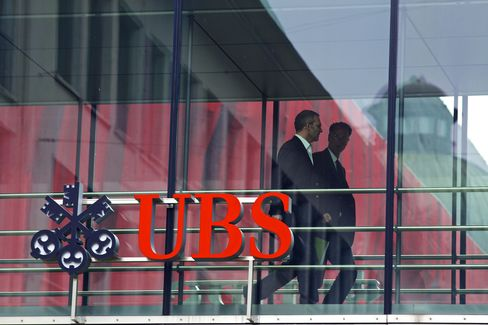 UBS Joins Lloyds Beating Estimates as Deutsche Bank Sells Stock