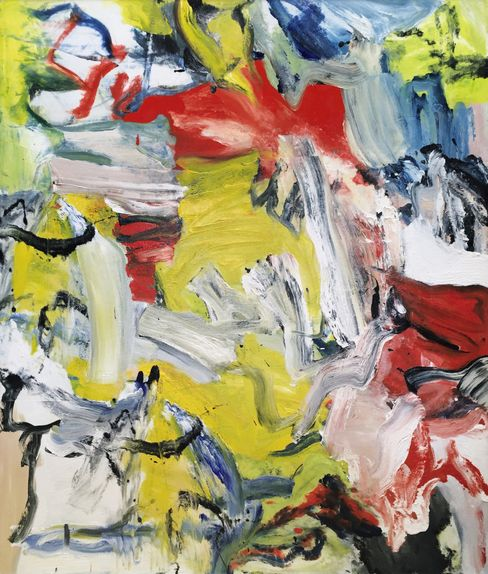 'Untitled XXI' by Willem de Kooning.