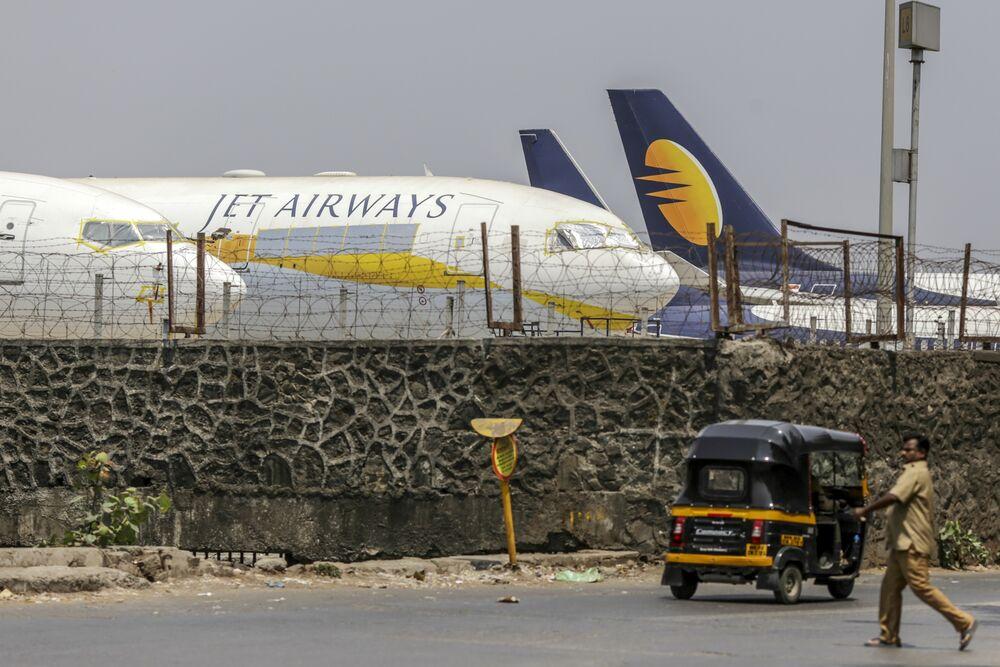 Jet Airways Lenders Refuse More Funding as Airline Risks Shutdown