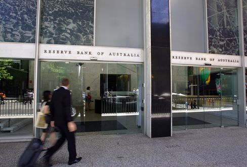 Australian Central Bank Currency Firms Charged With Bribery