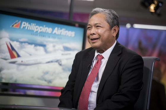 Philippine Airlines Owner's Stock Surges 33% on Potential Japan Deal