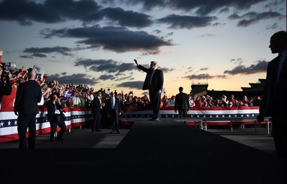 Four More Years? Trump Has Reasons to Fear