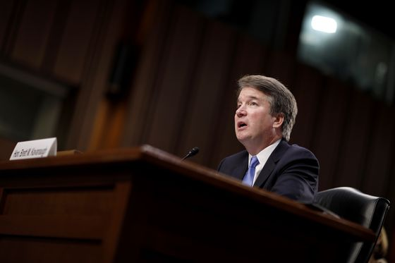 Kavanaugh Accuser Has Deadline to Decide Whether to Testify