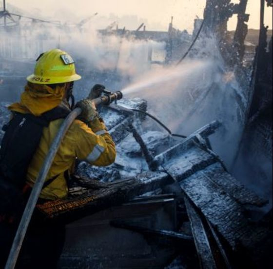 Wildfire Forecasters Race to Stay Ahead of Unpredictable Flames