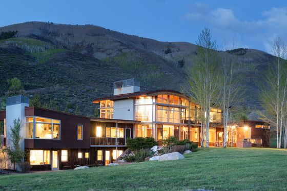 One of Aspen's Founding Families Is Selling Its Mountain Mansion