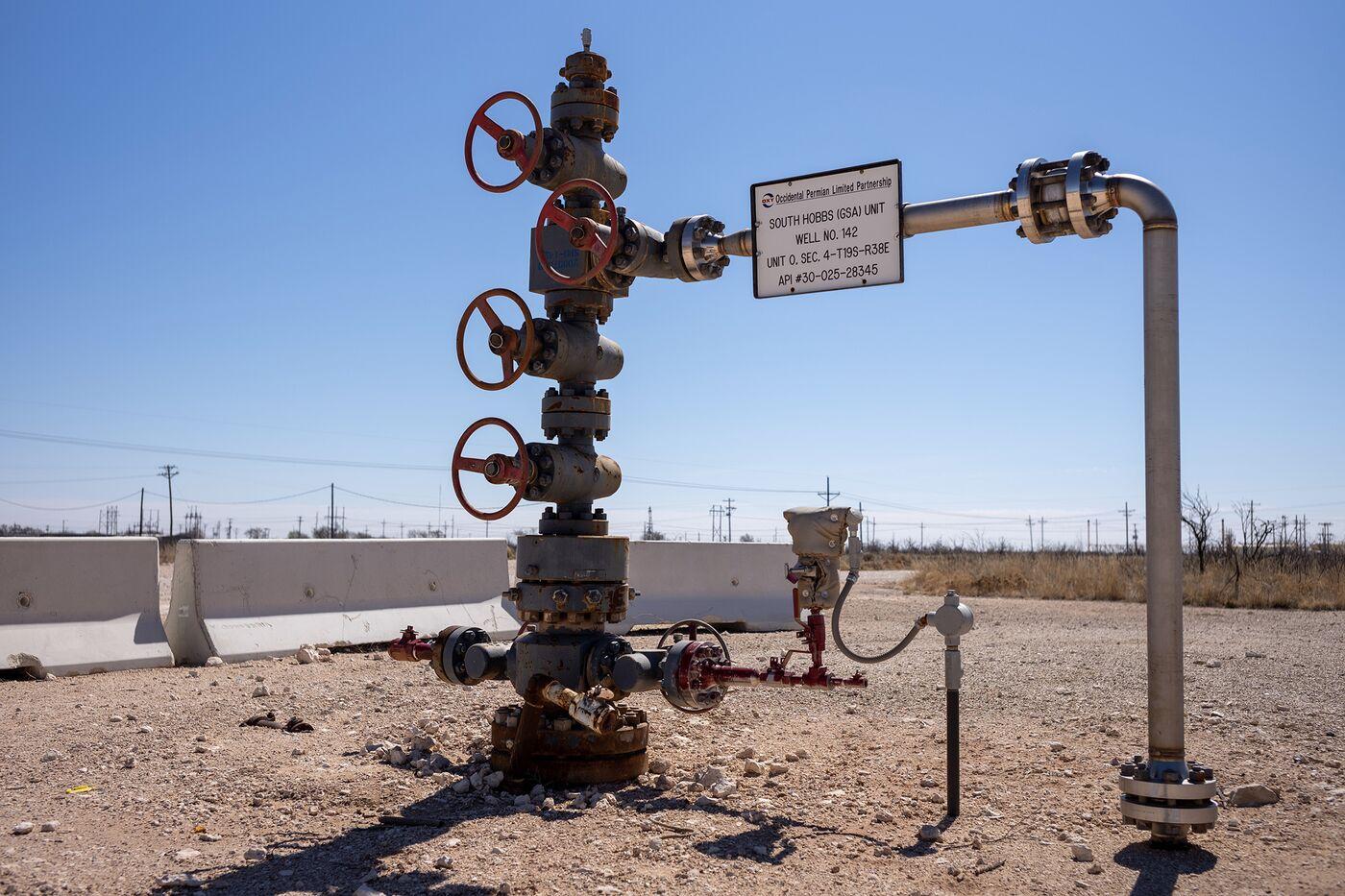 oil field in the permian basin