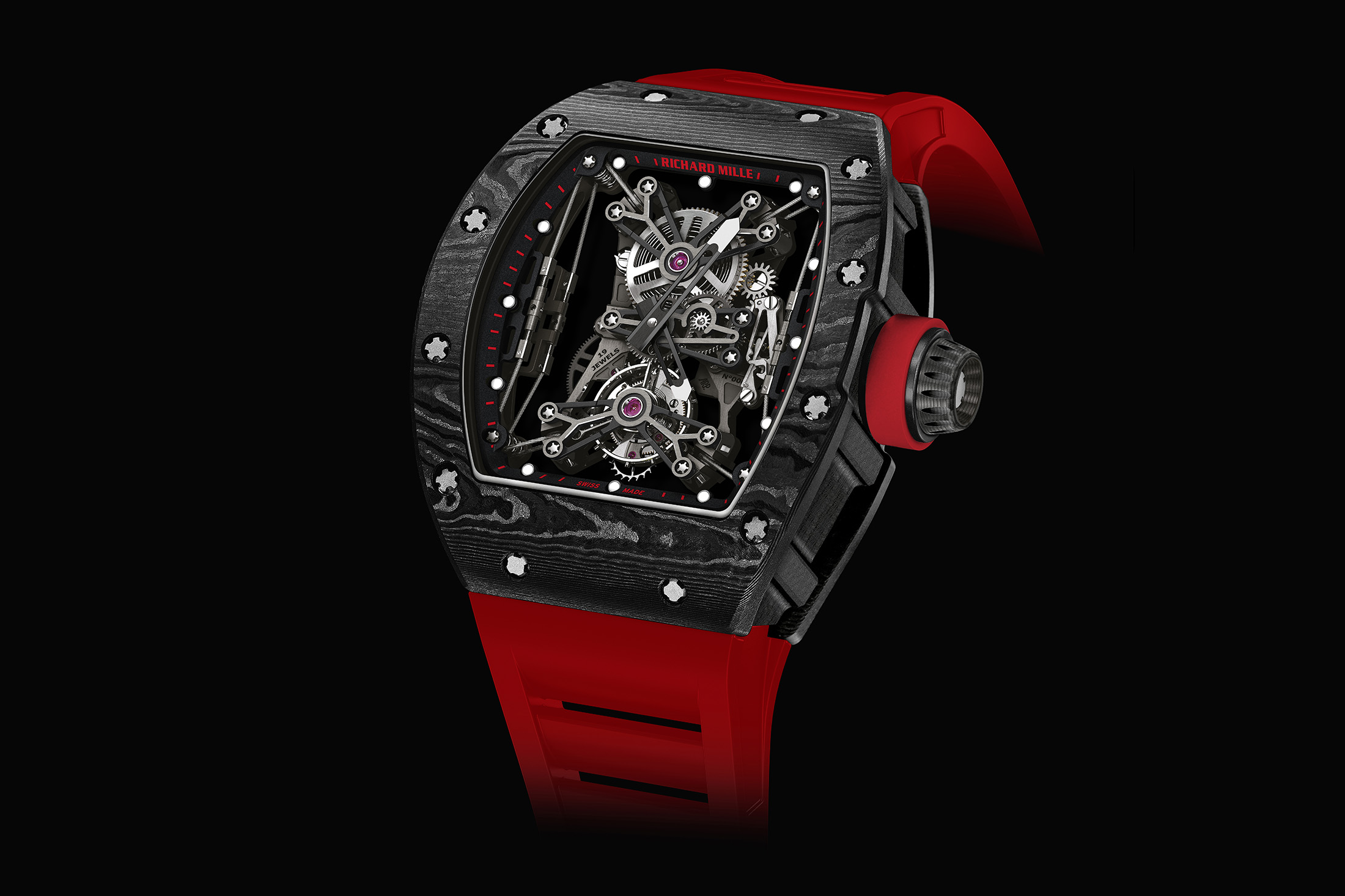 Richard Mille RM 50-27- 01 Suspended Tourbillon Limited Edition