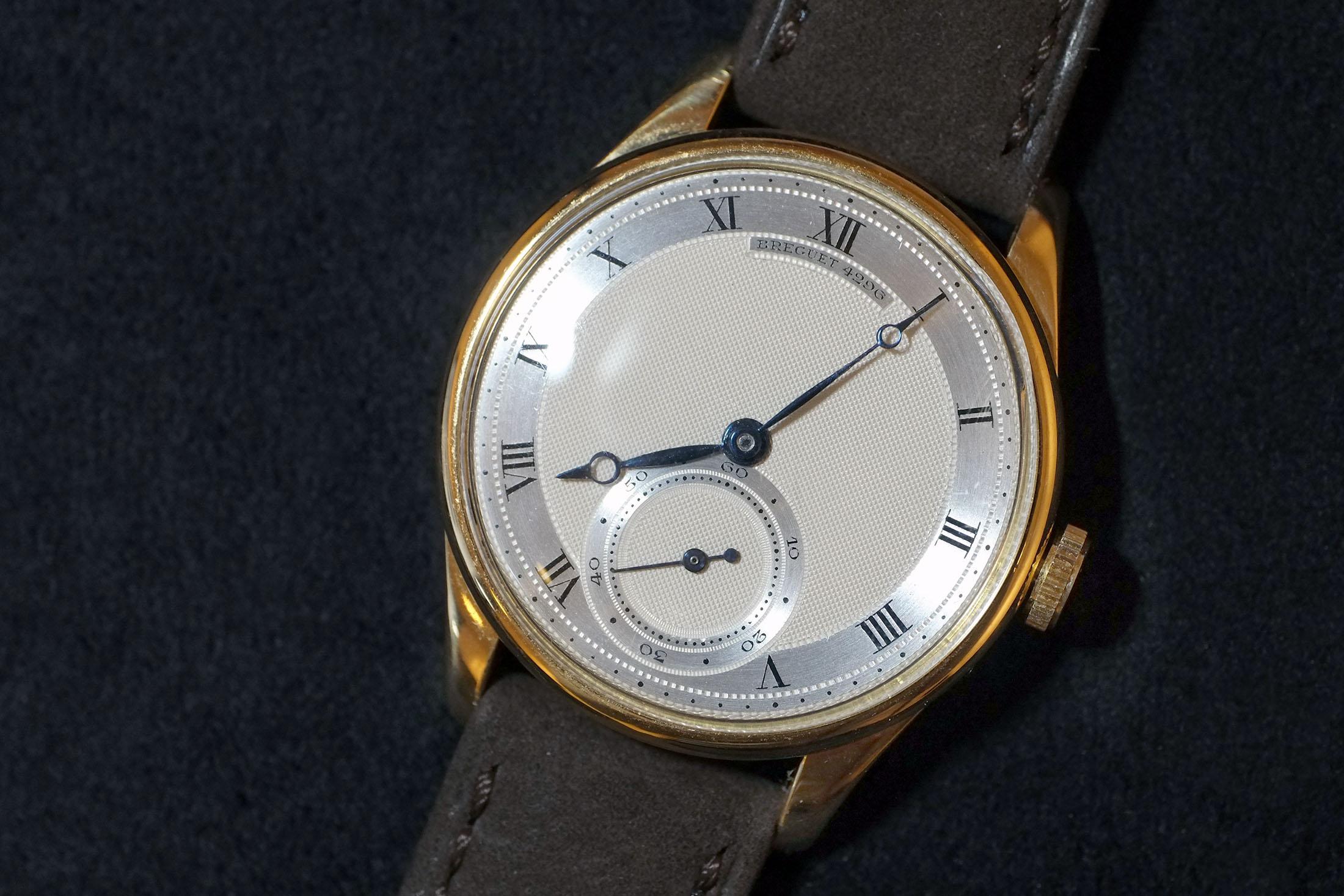 Breguet Dress Watch (Lot 248)
