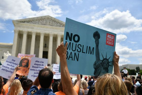 Supreme Court Upholds Trump Travel Ban, Giving President Win on Signature Issue