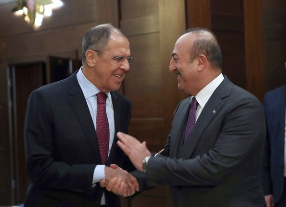 Putin Says Russia, Turkey Will Play a 'Decisive' Role in Syria Peace