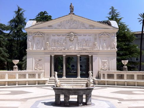 The Pontifical Academy of Sciences is the modern descendent of the Vatican's first scientific advisory, which began in 1603 and included Galileo among its members. Since 1923, academy scientists have met in Casina Pio IV, a palace built in 1561 for Pope Pius IV.