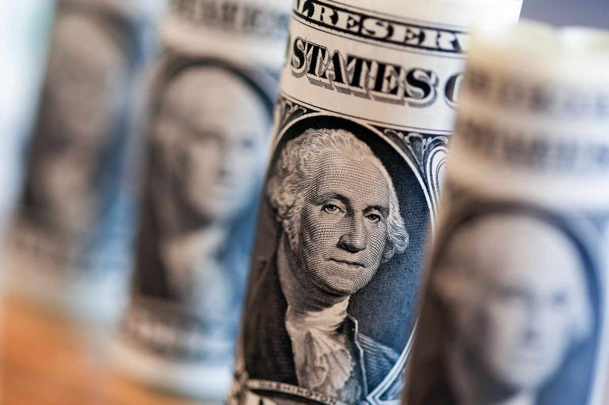 Dollar Is Dropping to Multi-Year Lows Against Peers, One by One