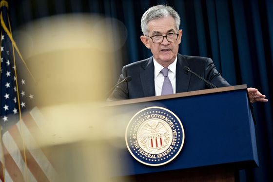 Powell Stresses Solid U.S. Outlook After Fed Cuts Rates Again