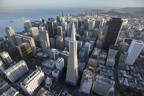 San Francisco's Transamerica Tower Selling to NYC Developer