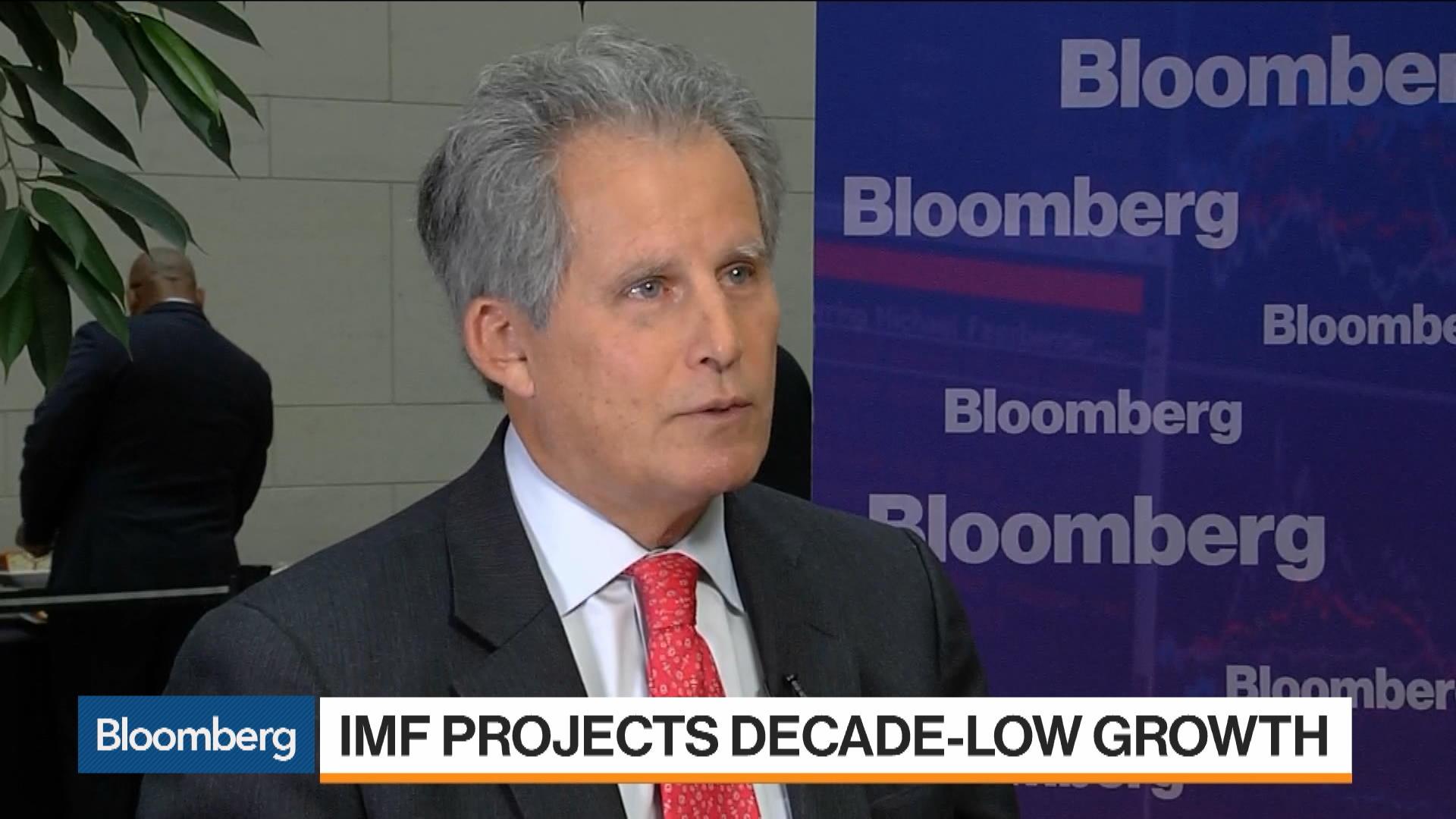 Global Economy in Synchrozied Slowdown: David Lipton