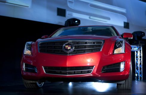 Cadillac to Debut Ads During Olympics to Fight BMW's 3 Series