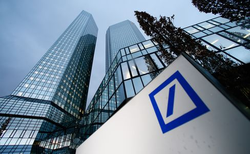 Deutsche Bank to Consider Raising Board Pay After EU Bonus Rules