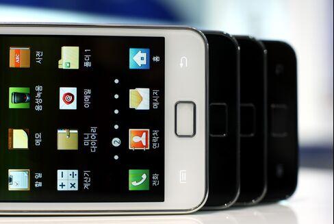 Samsung's Android Dominance Hits HTC, Motorola