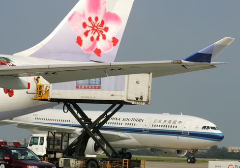 China Airlines Has Edge as Accord Boosts Mainland Trade