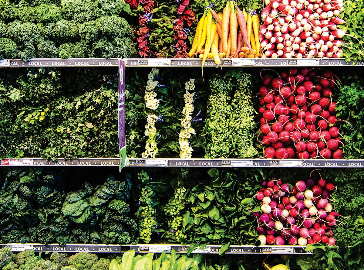 Whole Foods Walmart Costco Steal Growth In Organic Groceries