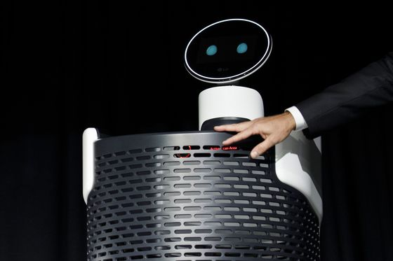 Big Tech is Throwing Money and Talent at Home Robots